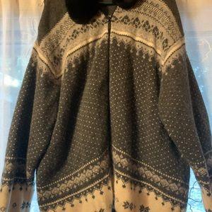 Nice wool sweater